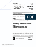 IEC 60186 (1995) Voltage Transformer
