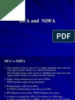 Dfa and Ndfa2