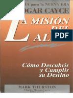 Edgar Cayce - La Mision Del Alma