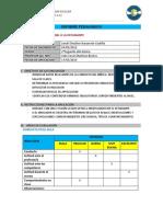 Informe Pedagógico JANDRI