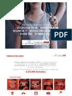 Estudio Evolución de La Violencia a La Infancia en España Según Las Víctimas