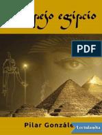 El Espejo Egipcio - Pilar Gonzalez Alvarez
