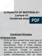 Combined Stresses