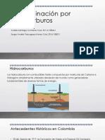 Contaminación Por Hidrocarburos