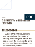 02 Fundamental Dance Position in Arms Feet