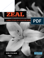 Sample of ZEAL - Keri Folmar - Cruciform Press