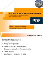 BOMBEO ELECTROSUMERGIBLE