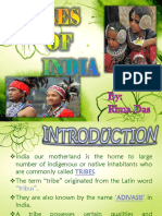 Tribes of India_ppt