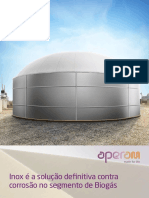 Aperam - Inox No Segmento de Biogás