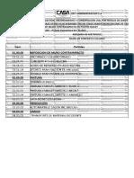 Valorizacion est. PTE.KM30+022-lev.obs