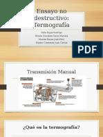 Termografia en Transmision Manual