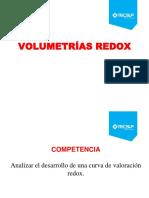 sesión Volumetrias REDOX