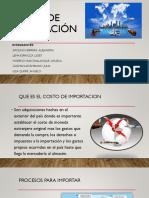 Costo de Importacion (1)