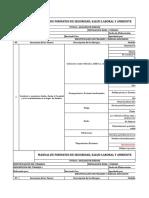 Notificación de Riesgo Chofer de Ambulancia