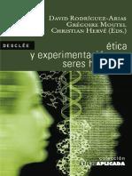Ética y Experimentación ConS