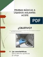 Aceite Dieléctrico. PDF