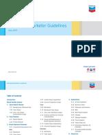 CHEVRON Marketer Guidelines
