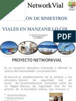 4.- Networkvial ¡Más cultura vial para Todos! Campaña para Manzanillo, Colima 2019