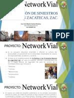 5.- Networkvial ¡Más cultura vial para Todos! Campaña para la ciudad de Zacatecas, Zac. 2019