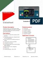 InteliVision-5-Datasheet