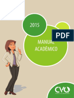 Manual Academico 2015