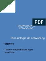 1 Terminologia de Networking