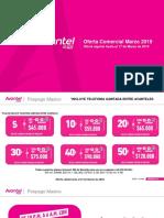 Oferta Comercial Pospago Marzo 2019
