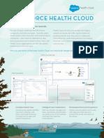 Health Cloud Datasheet
