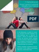 Diplomatura en Terapia Cognitivo-Conductual Aplicada a Casos Prácticos (Perú)