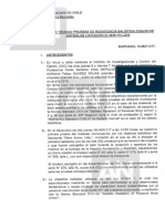 Informe Técnico Resistencia Chalecos