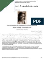 Africana Womanism – O Outro Lado Da Moeda  - Universidade Autônoma Preta Popular