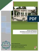Proposal Musholla an-nur