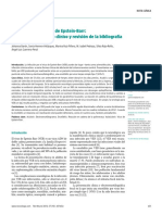 2. Encefalitis Por El Virus de Epstein-Barr Descripción de Un Caso Clínico y Revisión de La Bibliografía