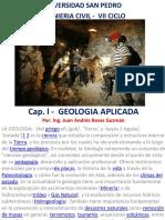 Cap. l La Ciencia Geologica