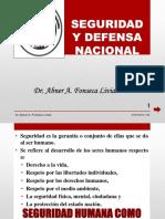 1 Seguridad y Defensa Nacional