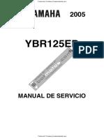 Manual de Servicio Yamaha Ybr 125 2005