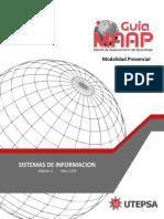 Guia Maap SIS-280 Sistemas de Informacion