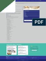 Programa Intensivo de Pastelería, Repostería y Panadería