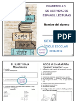 6° C Lecturas