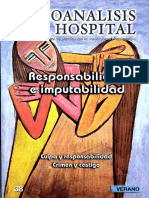 Psicoanálisis y el Hospital - 38 - Responsabilidad e Imputabilidad.pdf