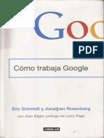 ve Como Trabaja Googl e