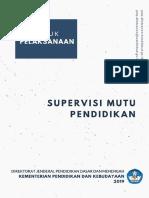 Juknis Supervisi Mutu Pendidikan