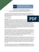 Presentacion Minsal Administración de Medicamentos