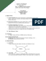 Writing a Memo Worksheet Activity2