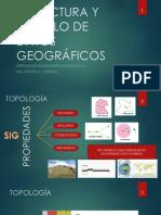 (02) Estructura y Modelos de Datos Geograficos