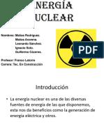 Energía Nuclear... ..