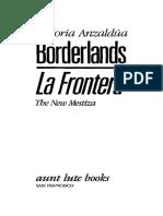 Anzaldua, Gloria_ La Frontera
