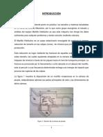 Estudio, análisis y cálculo de Martillo Hidráulico