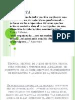 PRÁCTICA DOCENTE Consideraciones Generales