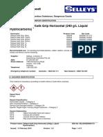 Selleys Kwik Grip Horizontal 240 g l Liquid Hydrocarbon -Aus Ghs
